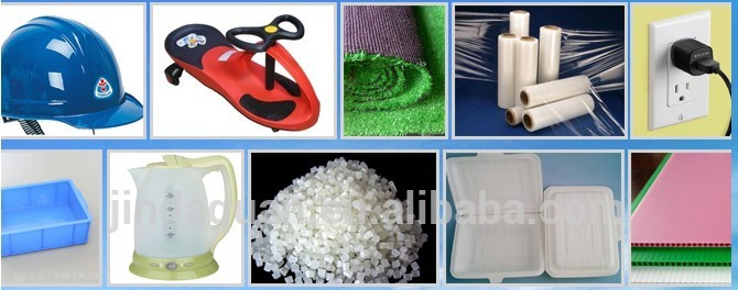 plastic heat stabilizer application